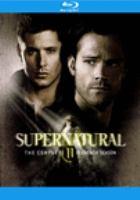 Supernatural. The complete eleventh season