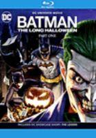 Batman. The long Halloween. Part 1