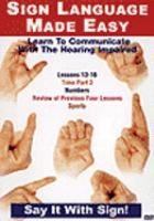 Sign Language Made Easy