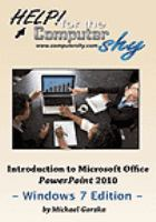 Introduction to Microsoft Office Powerpoint 2010