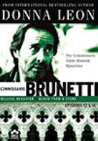 Commissario Brunetti mysteries