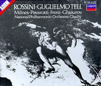 ROSSINI, G.: Guillaume Tell [Opera] (S. Milnes, Pavarotti, Freni, Ghiaurov, National Philharmonic, Chailly)