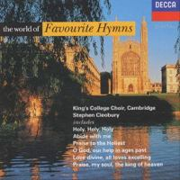 WORLD OF FAVOURITE HYMNS (THE) (Blyth, R. Roberts, King's College Choir Cambridge, Cleobury)