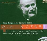 MOZART, W.A.: Serenades / Les Petits Riens [Ballet] (Grande Écurie Et La Chambre Du Roy, Malgoire)