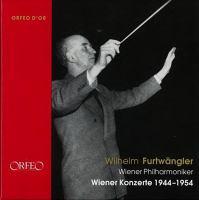 FURTWÄNGLER, Wilhelm: Vienna Concerts (1944-1954)