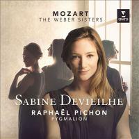 MOZART, W.A.: Vocal and Orchestral Music (Devieilhe, A. De Pasquale, Pygmalion, Pichon)