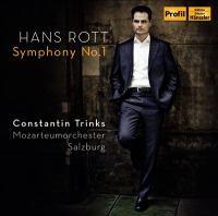ROTT, H.: Symphony No. 1 (Salzburg Mozarteum Orchestra, Trinks)