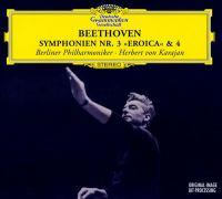 Symphonie no. 3 & 4 'Eroica'