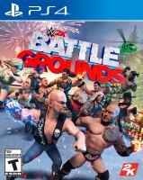 WWE 2K Battle Grounds