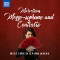 Marvellous mezzo-soprano and contralto