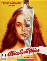 Alice, Sweet Alice [Blu-ray]