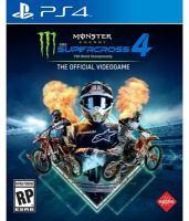 Monster Energy: Supercross 4 (PS4)