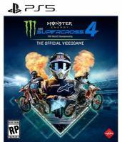 Monster Energy: Supercross 4 (PS5)