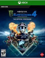 Monster Energy: Supercross 4 (Xbox One)