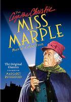 Agatha Christie's Miss Marple Movie Collection (DVD)