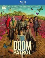 Doom Patrol: the Complete Second Season [Blu-ray]