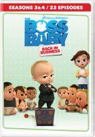 Boss Baby: Back in Business Season 3 & 4