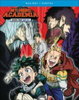 My Hero Academia Season 4 Part 1