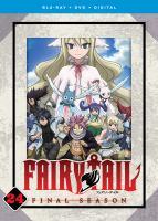 Fairy Tail: Final Season Part 24