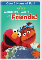 Sesame Street Wonderful World of Friends!