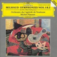Symphonien No. 1 (1939), No. 2 (1944)