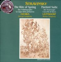 The Rite Of Spring ; Fireworks ; Firebird Suite