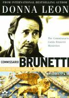 COMMISSARIO BRUNETTI MYSTERIES - EPISODES 17 & 18