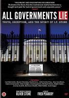 All Goverments Lie