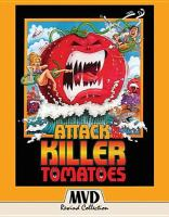 Attack of the Killer Tomatoes (Blu-ray)