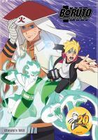 Boruto. Naruto Next Generations. Set 07, Ohnoki's Will, Episodes 080-092