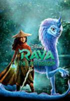 RAYA AND THE LAST DRAGON DVD