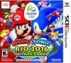 Mario & Sonic at the Rio 2016 Olympic Games [interactive multimedia (video game for Nintendo 3DS)]