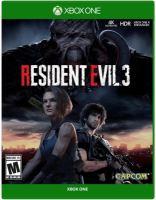 Resident Evil 3 (XBOX1)