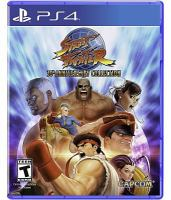 Street fighter [electronic resource (video game for PS4)] : 30th anniversary collection.