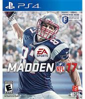 Madden NFL 17 [electronic resource (video game for PS4)]