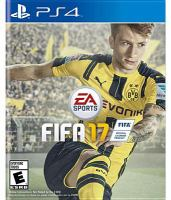 FIFA 17 [electronic resource (video game for PS4)].