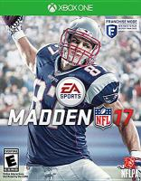 Madden NFL 17 [electronic resource (video game for Xbox One)]