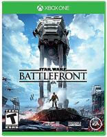 Star Wars battlefront. [interactive multimedia (video game for Xbox One)]