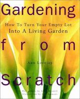 Gardening From Scratch