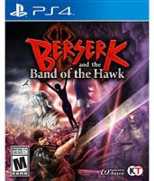 Berserk and the Band of the Hawk [electronic resource (video game for PS4)].