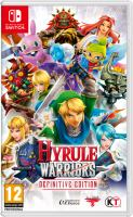 Hyrule warriors [electronic resource (video game for Nintendo Switch)]