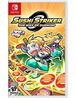 Sushi striker [electronic resource (video game for Nintendo Switch)] : the way of Sushido