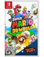 Super Mario 3D World-Bowser's Fury