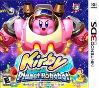 Kirby. Planet robobot [interactive multimedia (video game for Nintendo 3DS)].