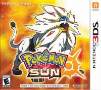 Pokémon sun [electronic resource (video game for Nintendo 3DS)].