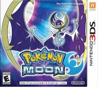 Pokémon moon [electronic resource (video game for Nintendo 3DS)].