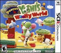 Poochy & Yoshi's woolly world [electronic resource (video game for Nintendo 3DS)].