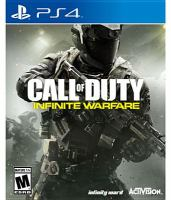 Call of duty [electronic resource (video game for PS4)] : Infinite warfare.