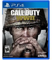 Call of duty. WWII [electronic resource (video game for PS4)].