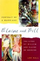 Elaine and Bill, Portrait of A Marriage